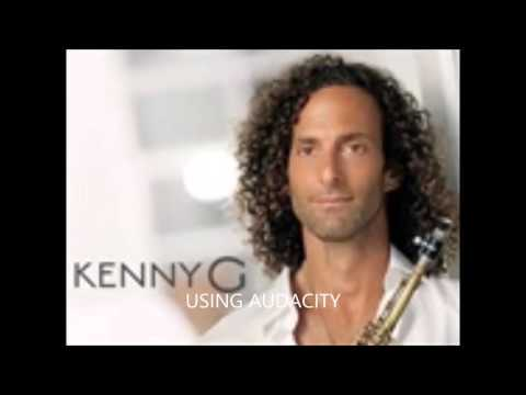 THE WEDDING SONG BACKING TRACK KENNY G