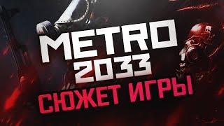 [СЮЖЕТ ИГРЫ] – METRO 2033