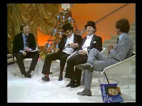 Des O'Connor joins Eric & Ernie again