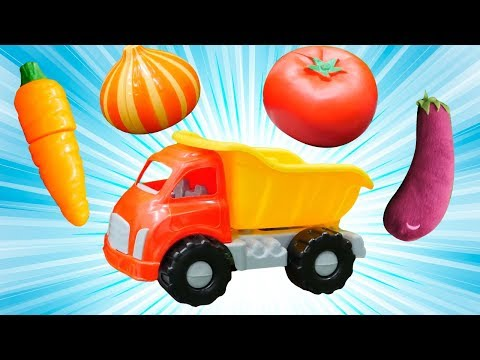 İngilizce altyazılı çocuk şarkıları. Sebzeler. İngilizce öğreniyoruz