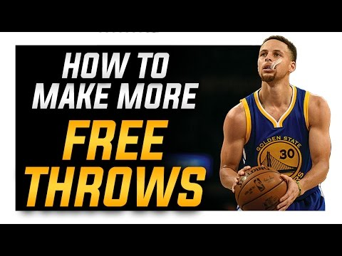 How to Make More Free Throws: Basketball Shooting Tips
