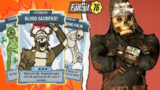 Bethesda Just Revealed Legendary Perk Cards & Fallout 76 Players Are Highly Disappointed..