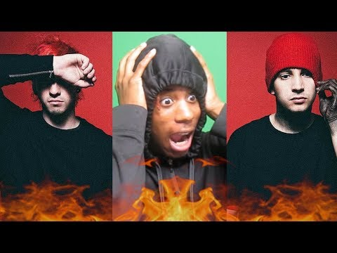 Hip Hop Head's FIRST TIME Hearing twenty one pilots: Heavydirtysoul [OFFICIAL VIDEO]