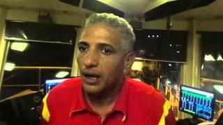 قناة السويس الجديدة:مفاجأة فيديو حصرى للقبطان المصرى للكراكة المرفأ الاماراتية
