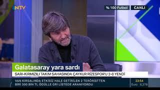 Rıdvan Dilmen: ''Madrid'de hadi oynat Şener'i''