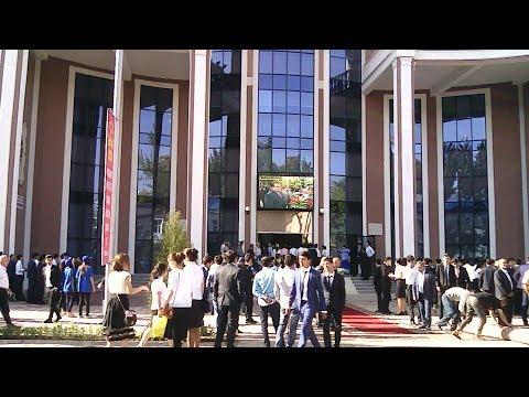 В Российско-Таджикский славянский университет поступили 314 студентов из 11 стран
