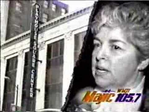 1990's 1992 Majic 105.7 FM WMJI Cleveland Commercial