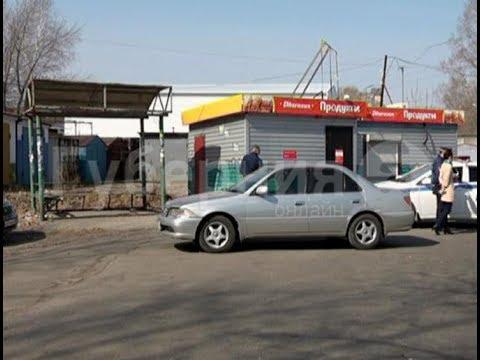Водитель сдавал назад и сбил хабаровчанку у автобусной остановки. Mestoprotv
