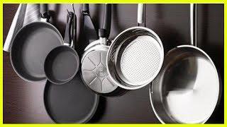 9 трюков, чтобы еда не пригорала к сковородке