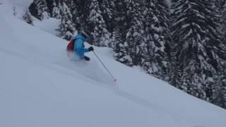 KP skiing #3, Jan 2017
