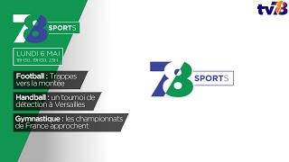 7/8 Sports. lundi 6 mai 2019