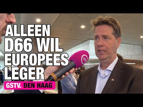 GSTV. Minister Ollongren