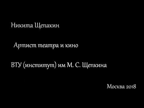 Артист театра и кино