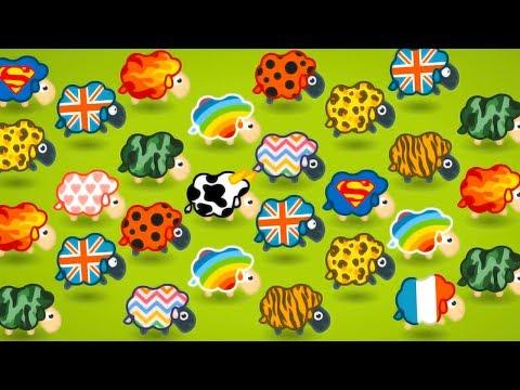 Story Time For Kids - Kids Fun And Play with Super Pango Sheeps - Fun Pango Story Kids Games