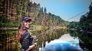 Я, Жена, Рыбалка, Красота... Рыбалка с женой на спиннинг
