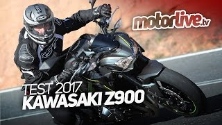 KAWASAKI Z900 2017 | TEST COMPLET
