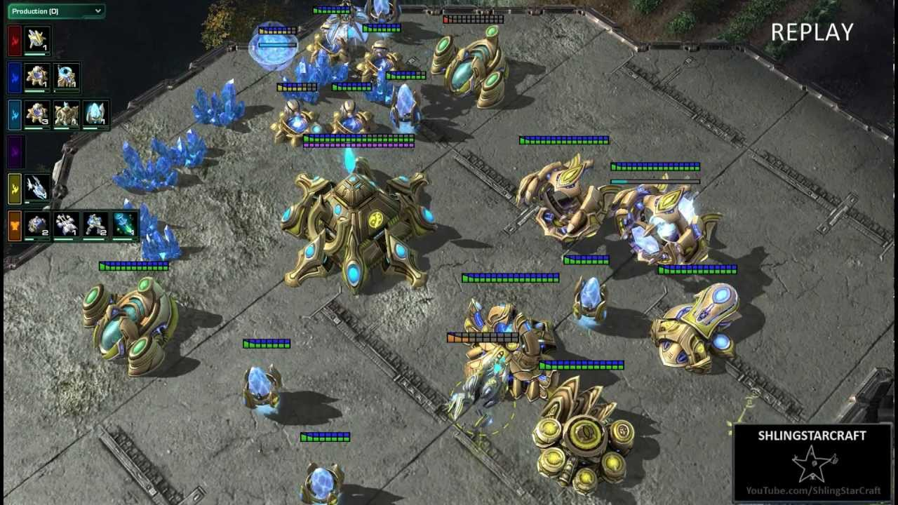 StarCraft 2 Protoss Build Order Strategy