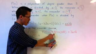 Polynomial Remainders