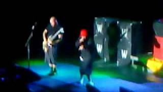 Limp Bizkit Live Columbiahalle Berlin 17.06.09 Intro & My Generation & Livin it up