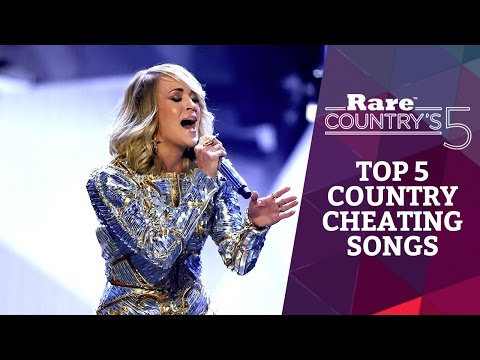 Top 5 Country Songs About ...