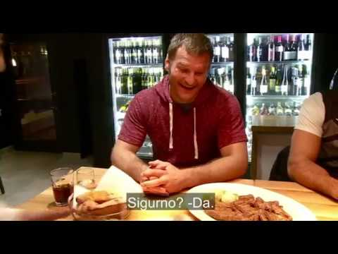 Stipe Miocic for Croatian media about his favorite dish, future plans, wife and Croatia
