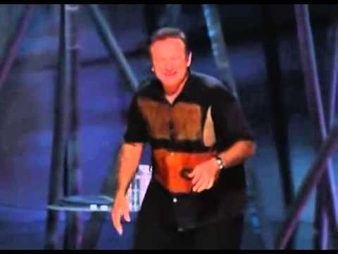 Robin Williams  How the Scottish invented golf