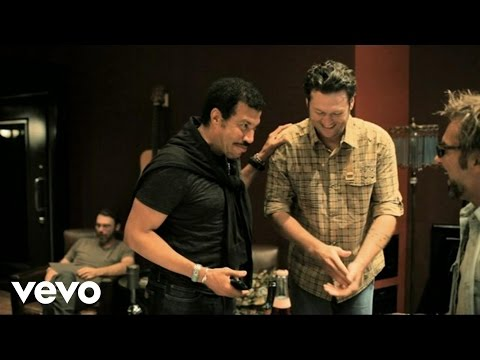 Lionel Richie  You Are ft Blake Shelton