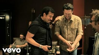 Watch Lionel Richie You Are feat Blake Shelton video