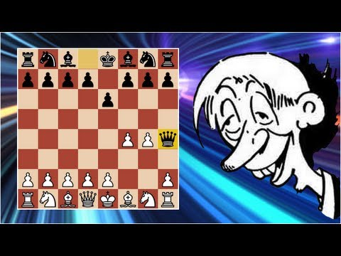 The Shortest Checkmate in Chess: The Fool's Mate
