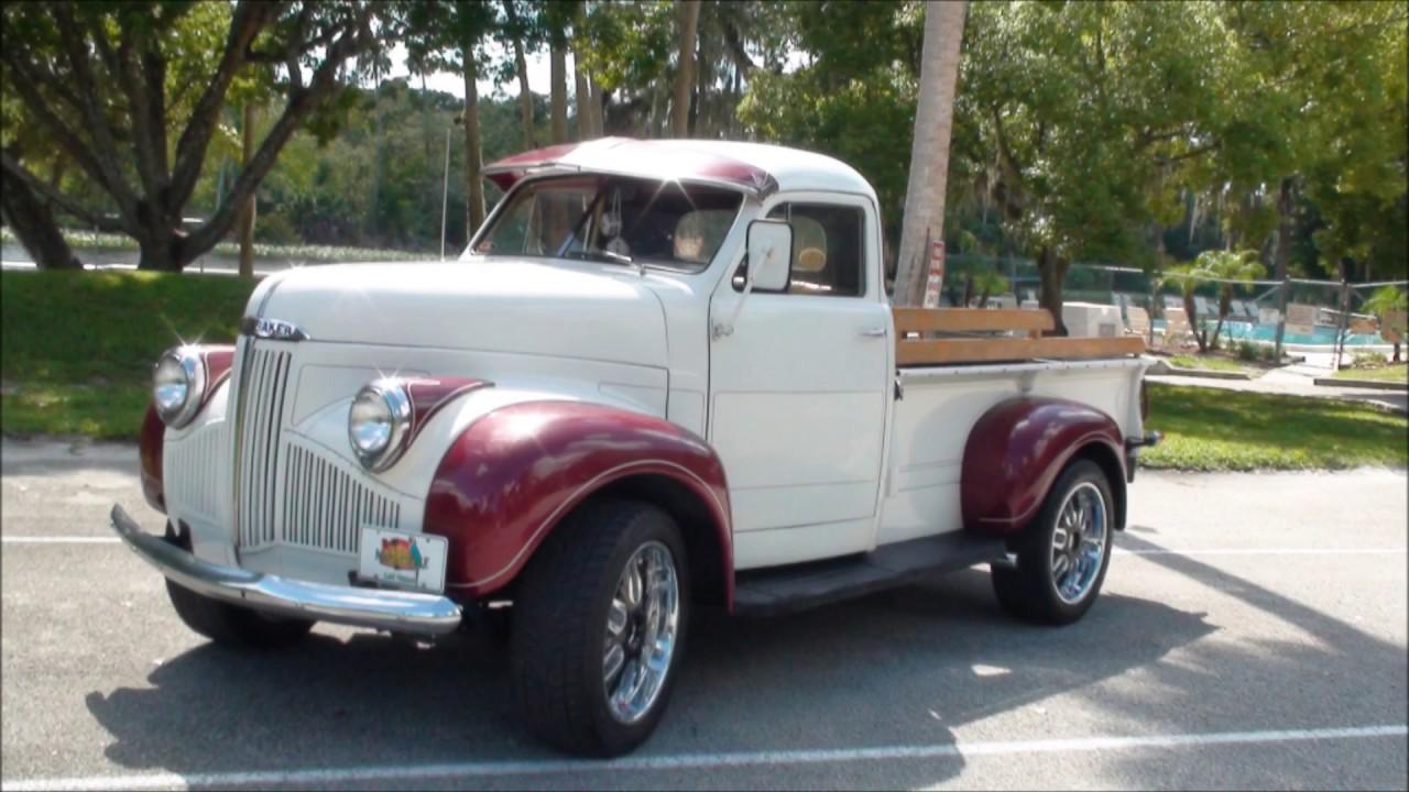 1946 Studebaker Pick Up Truck Youtube
