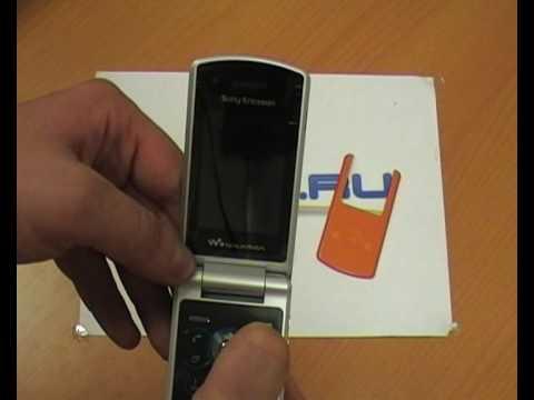 Видео обзор Sony ericsson w508 Metal Grey от Quke.ru