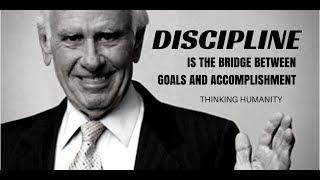 Jim Rohn: Successful People are Self Disciplined (Personal Development)