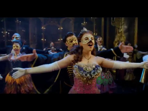 The Phantom of the Opera || November 15-26, 2017