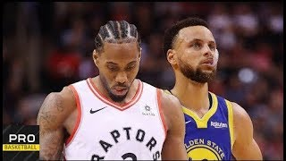 Golden State Warriors vs Toronto Raptors - Full Game 1 Highlights | May 30, 2019 NBA Finals