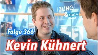 Kevin Kühnert (SPD), Juso-Vorsitzender - Jung & Naiv: Folge 366