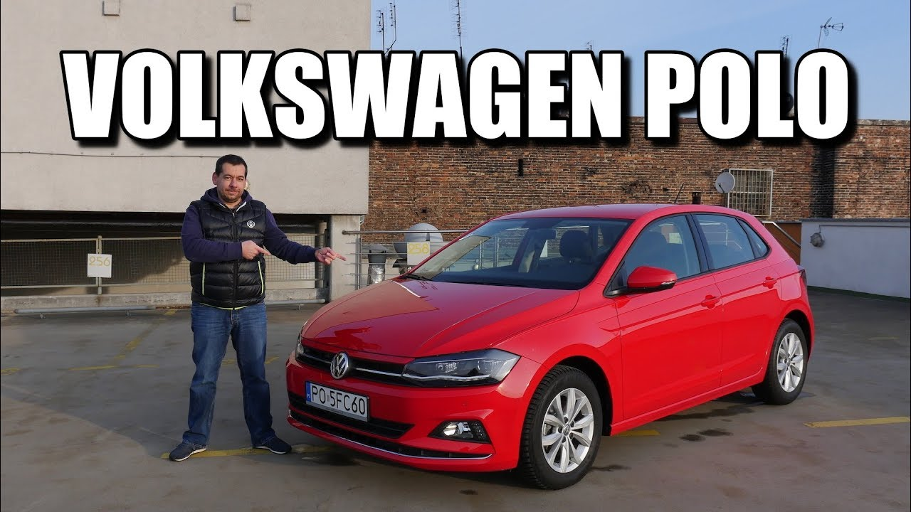 volkswagen polo 2018 pl test i jazda pr bna youtube. Black Bedroom Furniture Sets. Home Design Ideas