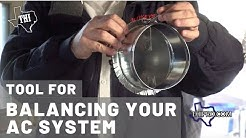 Controlling Air Flow & Temperature with Dampers in AC Ducts