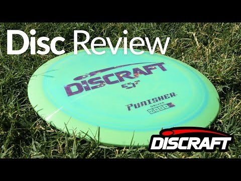 The Punisher | Discraft Disc Review