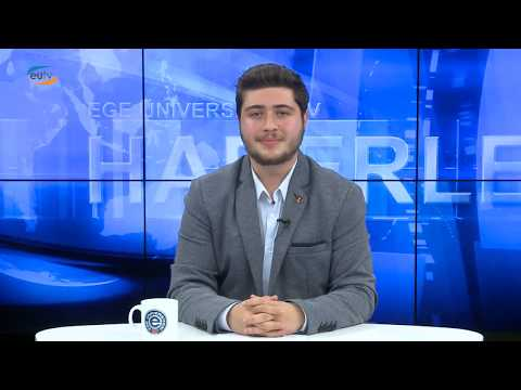 Ege Üniversitesi TV Haber Bülteni 10 Ocak 2019