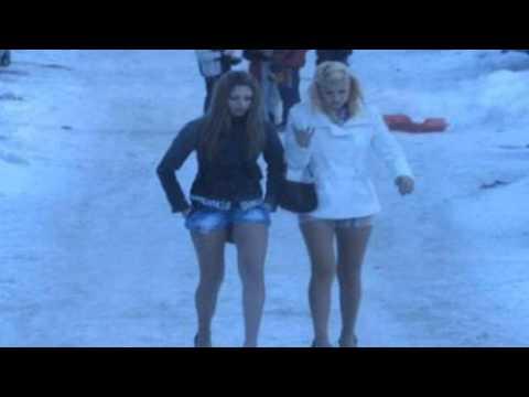 Soğuk Rus Kızlara Işlemiyor...