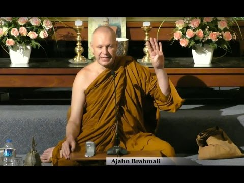Dependent Arising | Ajahn Brahmali