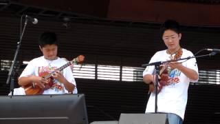 Naoto & Kazuki - Hawaii Five-O