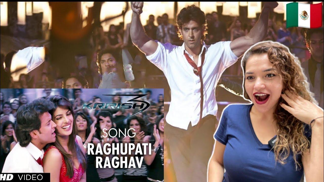 Download Raghupati Raghav Krrish 3 | Song | Reaction | Hrithik Roshan | Priyanka Chopra
