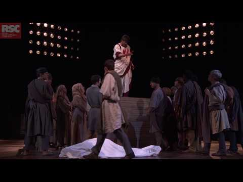Act 3, Scene 2 | Julius Caesar | Royal Shakespeare Company