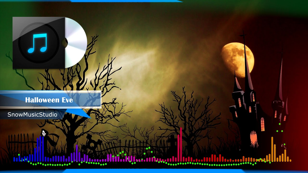 "Halloween Background Music ""Halloween Eve"" / Royalty-Free ..."