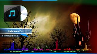 """Halloween Background Music """"Halloween Eve"""" / Royalty-Free Instrumental Music For Videos/"""
