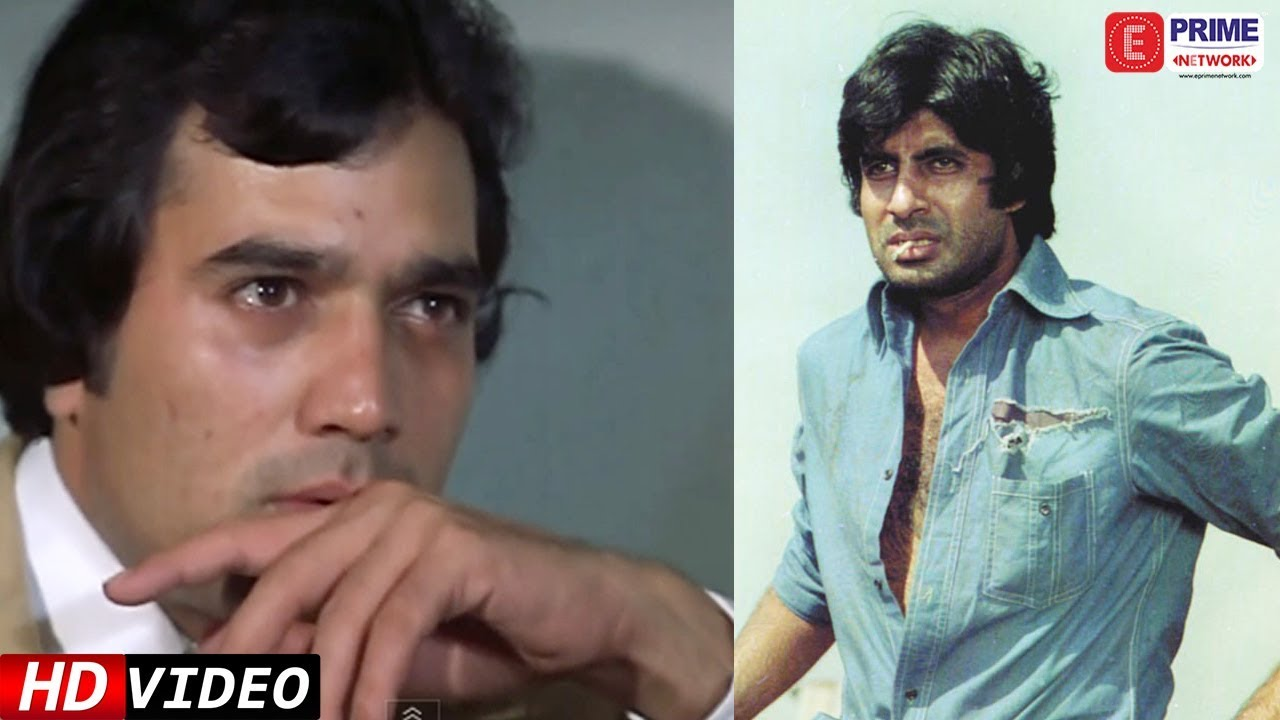 Download Rajesh Khanna CRIED Badly Because Of This Actor's Success   Prime Flashback   EPN