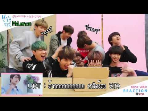 [TH SUB] UP10TION Reacts to Sunyoul X YuJu