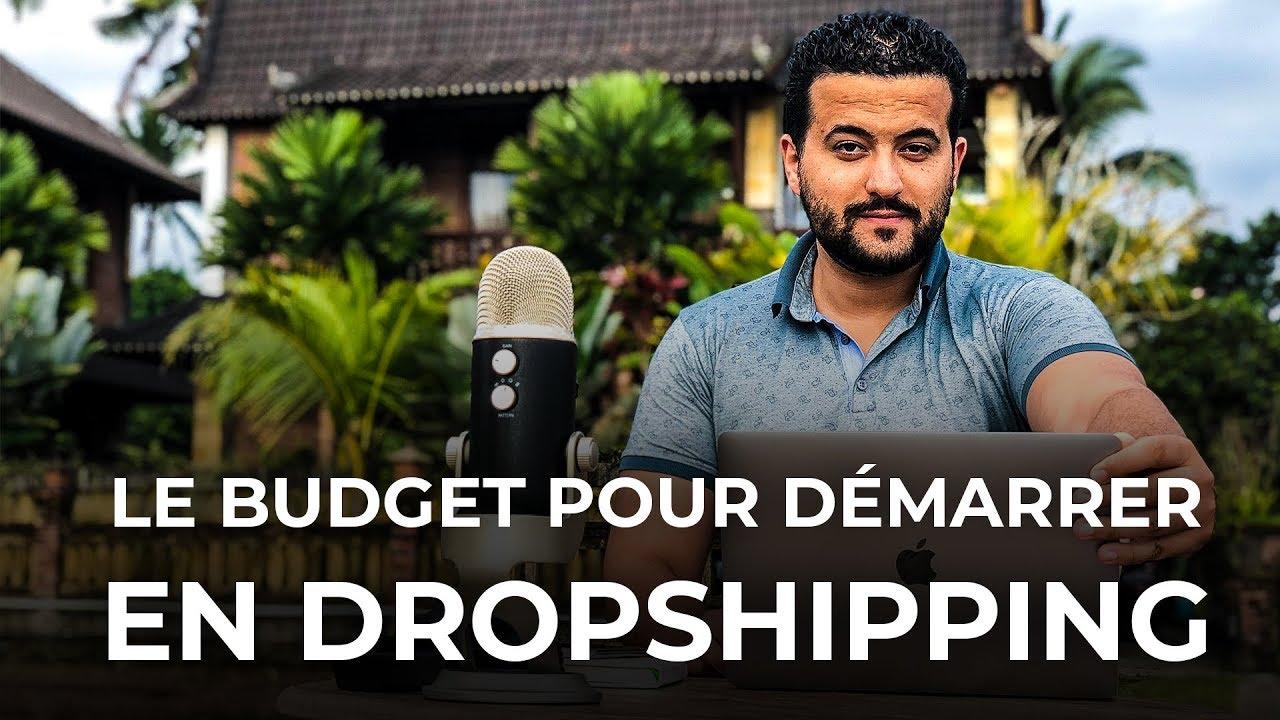 E-commerce en Dropshipping : quel budget pour démarrer ?