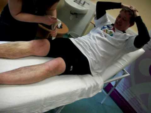 Leg Waxing for Birmingham Settlement